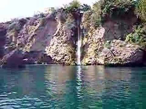 Cascada en Maro (Málaga) - YouTube