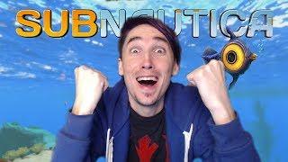 SUBNAUTICA IS FINALLY BACK! | Subnautica #1