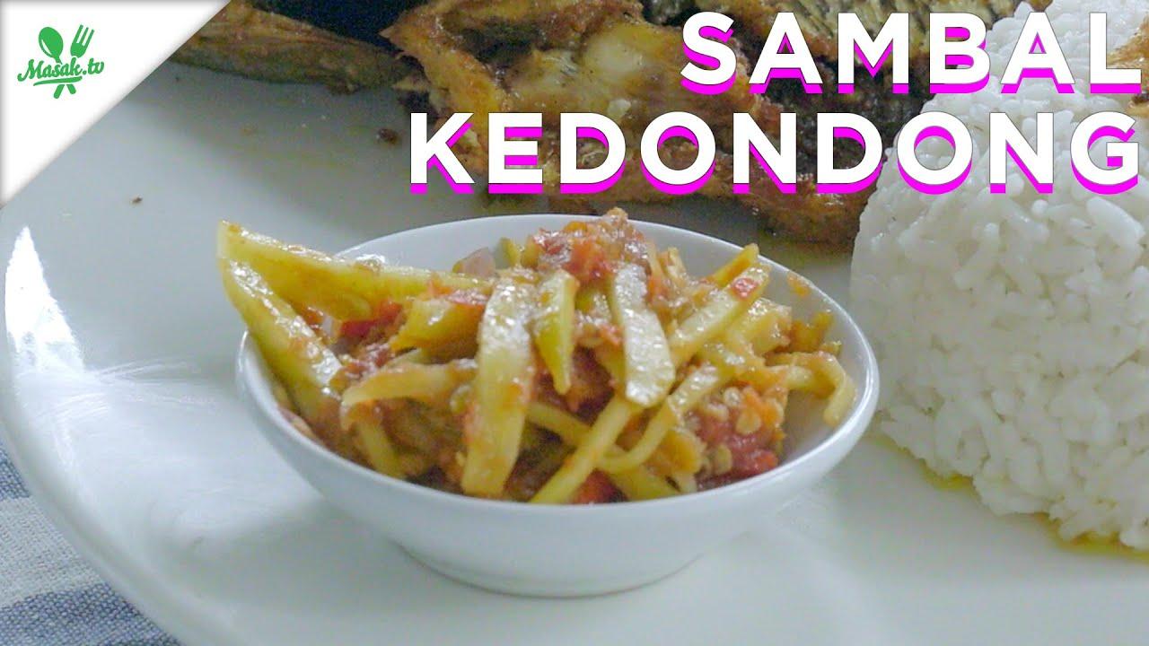 Sambal Kedondong
