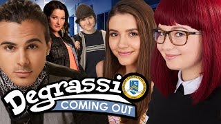 Degrassi Characters Coming Out (#NationalComingOutDay)