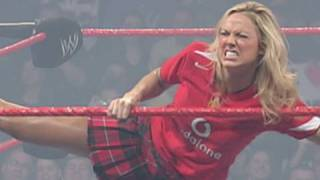 WWE Alumni: Stacy Keibler vs. Trish Stratus