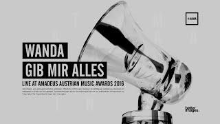 Wanda bei den Amadeus Austrian Music Awards 2016