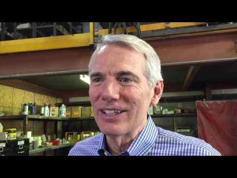 Rob Portman hits Ted Strickland on coal