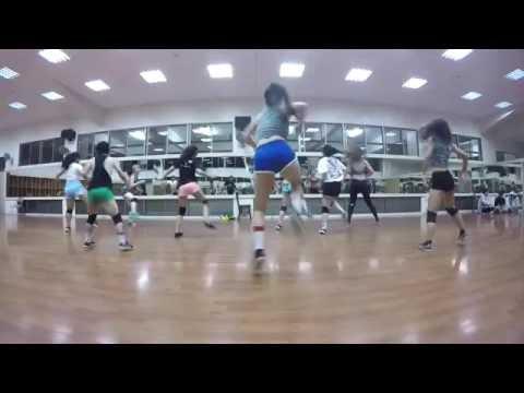 Apple Yu Dancehall Choreography