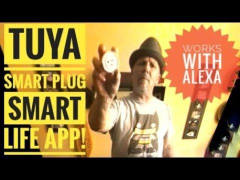 Tuya Smart Plug Smart Life App
