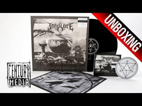 IMPLORE - Alienated Despair (Unboxing)