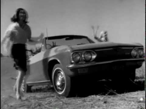Bel Air Car >> VINTAGE 1966 Chevy Corvair commercial - UNSAFE AT ANY ...
