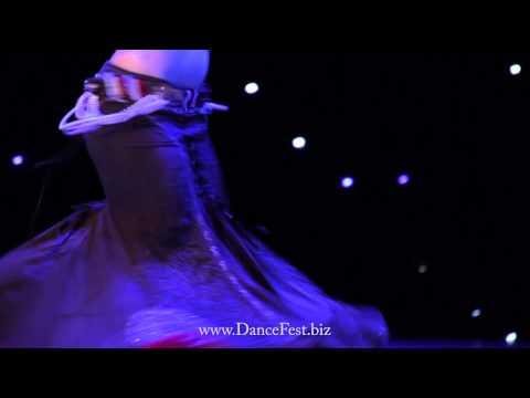 Valeria Chudaeva - Dance Fest in Moscow 2013