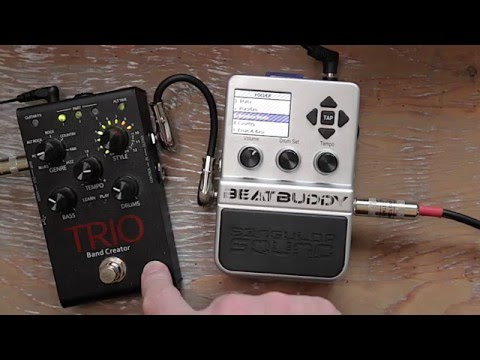 60 Cycle Hum - DigiTech Trio VS. BeatBuddy