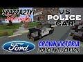 Minecraft Ford Crown Victoria US Police Interceptor Tutorial