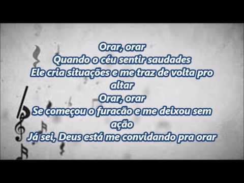 Orar - Samuel Mariano (COM LETRA)