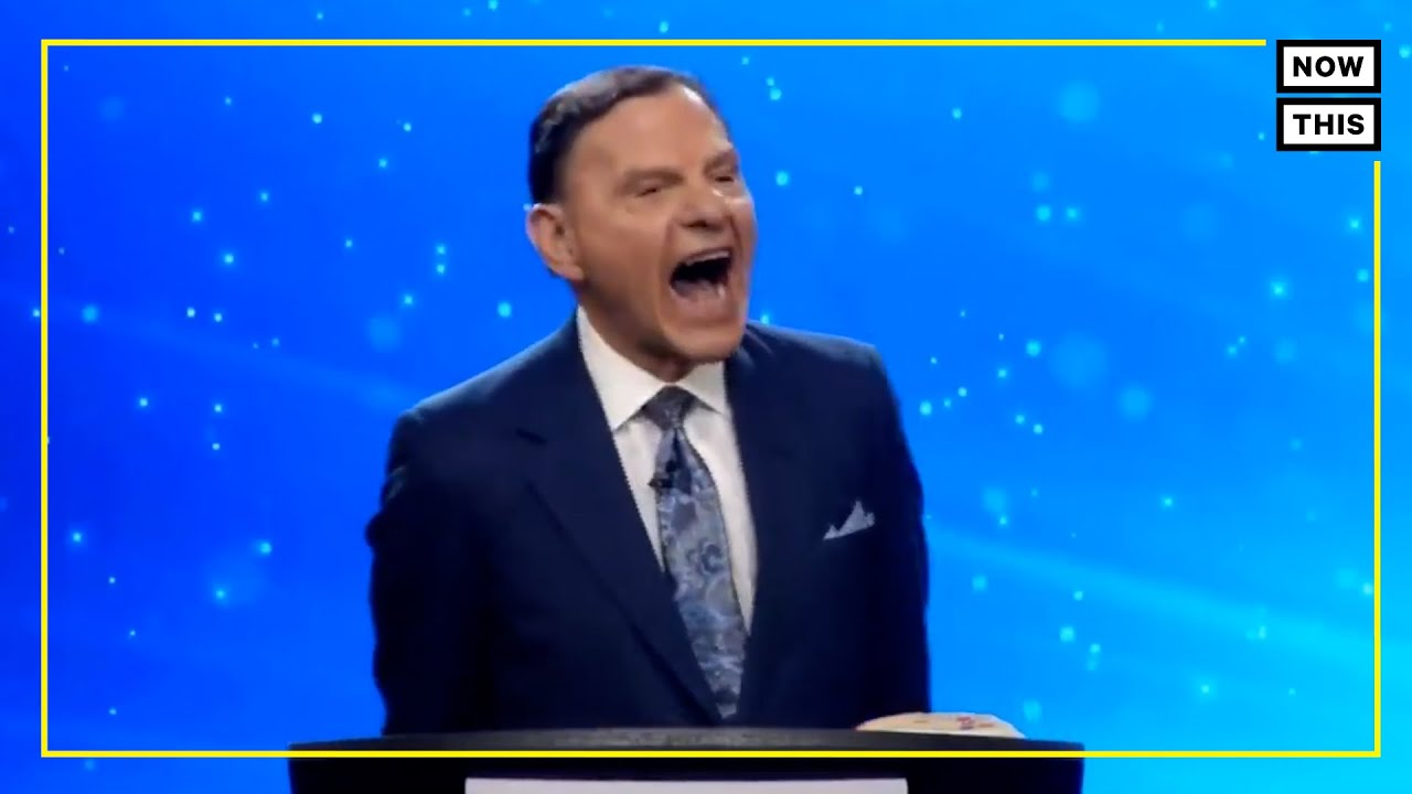 Pro-Trump Televangelist Laughs at News Biden Won U.S. Election | NowThis