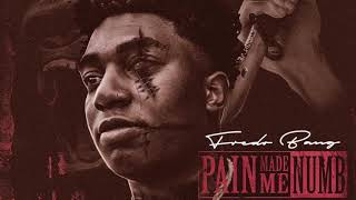 """Fredo Bang - Out my Character """"Pain made me Numb"""" (Quando Rondo Diss Snippet)"""