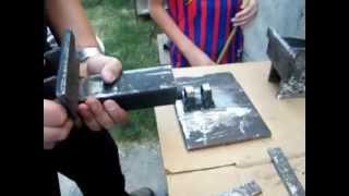 Tornillo mecánico casero, primera parte