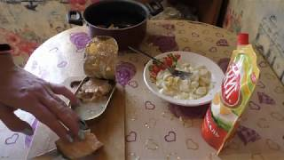 Рецепт салата из рыбы с яйцом