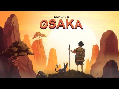 Journey To Osaka ☯️ Asian Lofi Beats