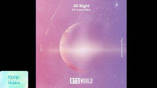 Baixar BTS (방탄소년단) , Juice WRLD - All Night('BTS WORLD OST Part.3'[All Night])