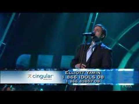 American Idol 5 - Elliott Yamin - A Song For You!!!