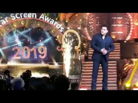 Star Screen Awards 2018-19 Full Show HD-Salman Khan,Katrina,Ranveer,Deepika,Shraddha-Red Carpet
