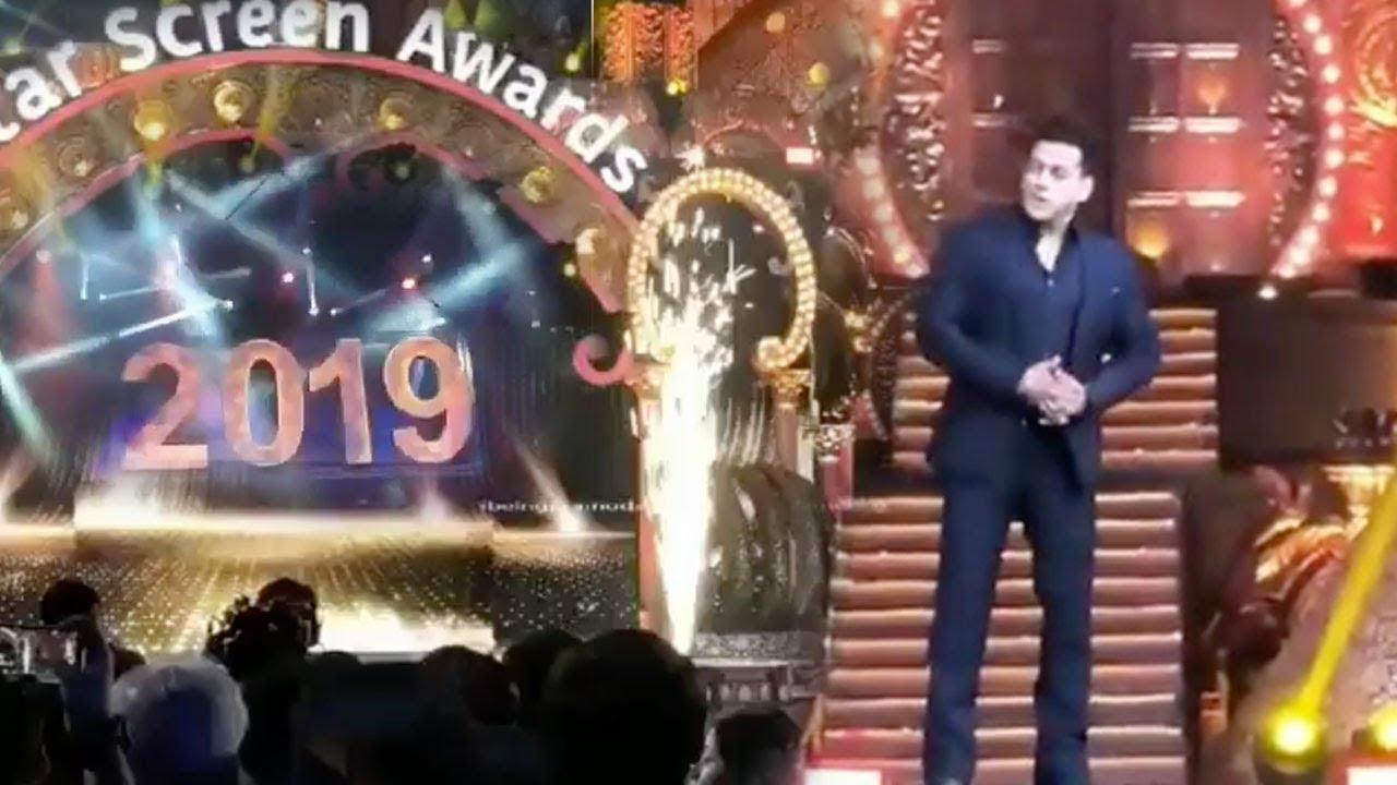 Star Screen Awards 2018-19 Full Show HD-Salman  Khan,Katrina,Ranveer,Deepika,Shraddha-Red Carpet