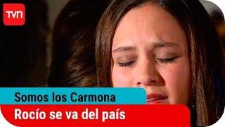 Somos Los Carmona Ep. 81: Rocío se va del país thumbnail