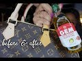Instantly Age/Patina Your Louis Vuitton Handbags FAST With Olive Oil