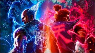 Sus movimientos son mis movimientos - King & Jack 7 - Tekken 7 - #16