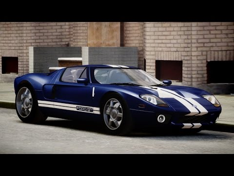 Ford Gt Bullet - Car Design Today