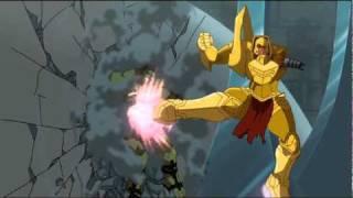Hulk vs The Emperor Arena Battle