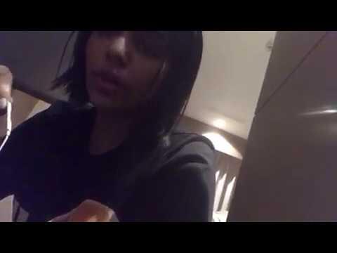 Rahaf Mohammed al-Qunun - January 6 2019 from from Bangkok Airport Hotel