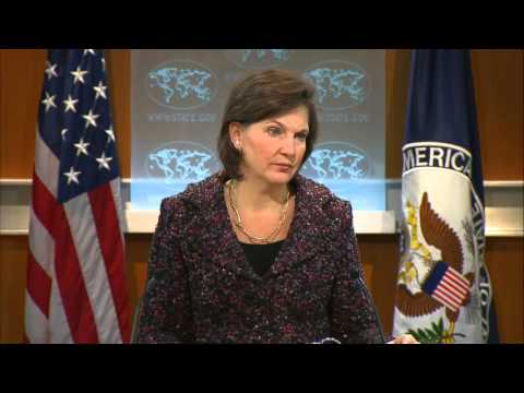 Daily Press Briefing: December 13, 2012