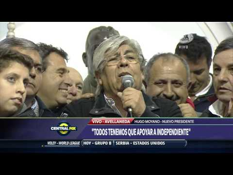 Independiente Tiene Nuevo Presidente