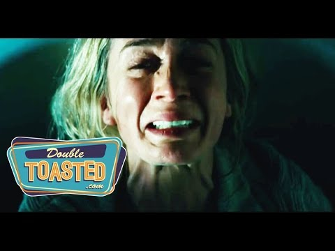 A QUIET PLACE MOVIE REVIEW (Starring John Krasinski)