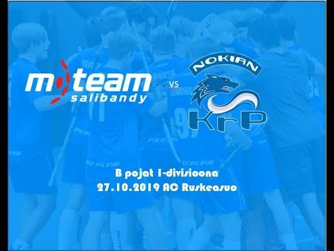 M-Team - Nokian Krp (B 1-div.)