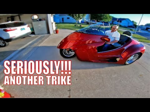 This seriously happened again : Crazy Trike