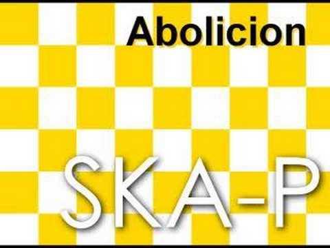 Клип Ska-P - Abolición