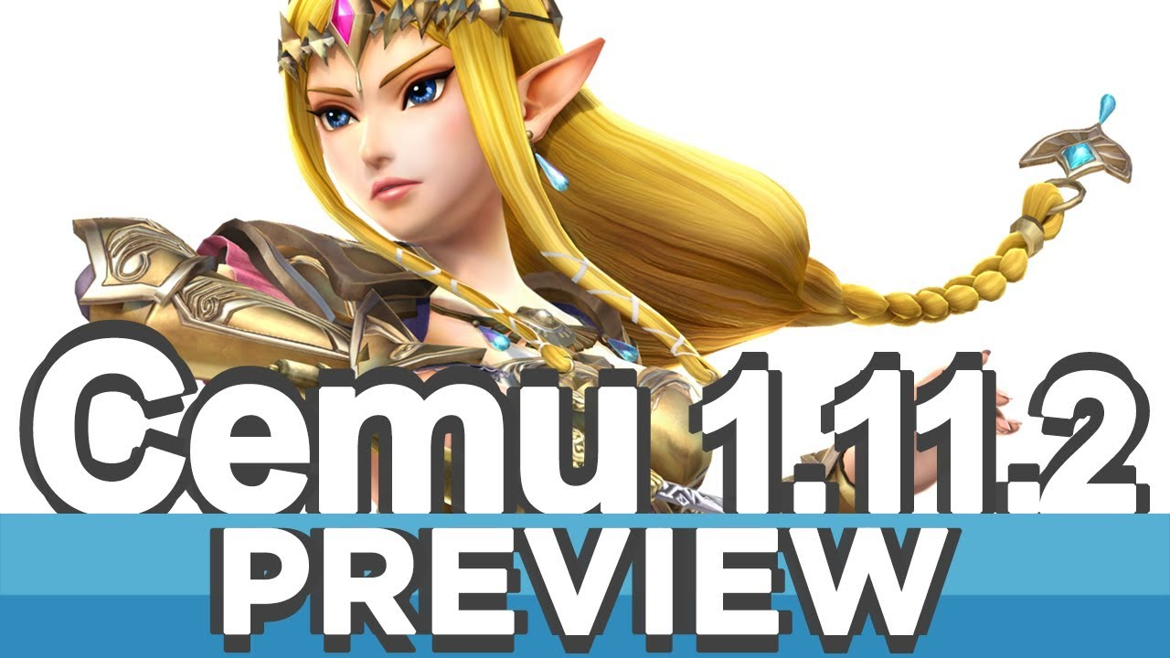 Cemu 1 11 2 Preview Video Highlights Breath of the Wild, Pokken
