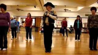 Ooh Poo Pah Doo ( Line Dance ) Walkthrough.wmv