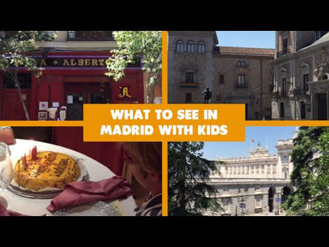 What to See in Madrid with Kids | CloudMom