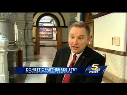 City of Cincinnati could soon have domestic partner registry
