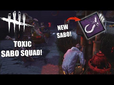 TOXIC SABO SQUAD IN PTB!