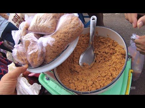 Indonesia Palembang Street Food 3679 Gula Puan Kambang IwakYDXJ0825