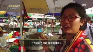 세계테마기행 - [미얀마, 축제의 땅을 가다 ] 3부- 샨족을 찾아서, 띠보_#001