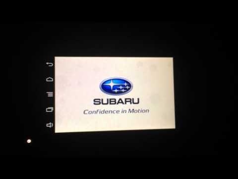 Parrot Asteroid Smart Boot Animation Subaru