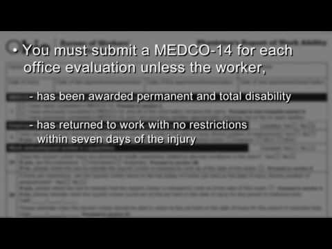 Ohio BWC MEDCO-14 Introduction (2:08)