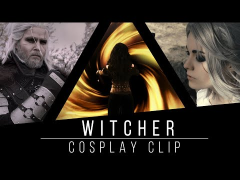 Witcher clip (cosplay video) music Laterne A