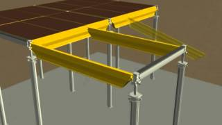 CC-4 Aluminium Slab Formwork - ULMA Construction [en]