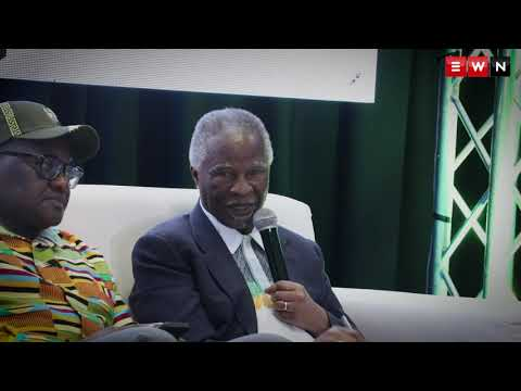 Mbeki: There was a time I couldn't campaign for the ANC