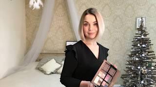Лёгкий дневной макияж с новыми тенями Chromafusion MARY KAY Пошаговое обучение!