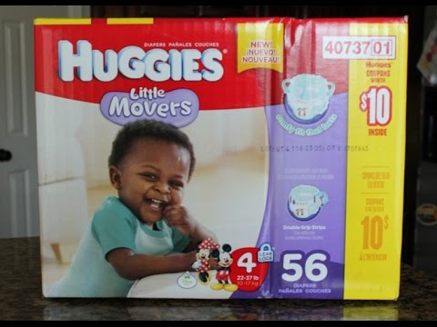 FREE Huggies Diapers at Kmart!
